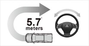 L200-radio de giro