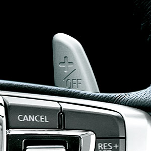 montero-sport-Paddle Shift y Cruise Control