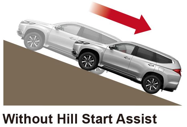montero-sport-hill start assistance 2
